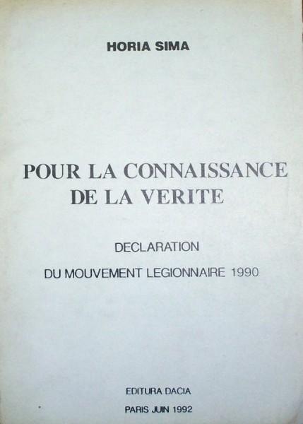 declaratia ML 1990 franceza