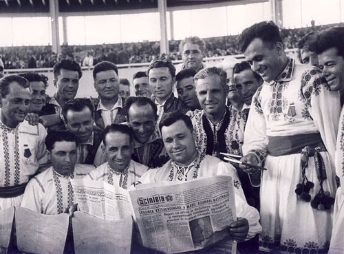 1962_Sesiunea extraordinara a Marii Adunari Nationale dedicata incheierii colectivizarii agriculturii