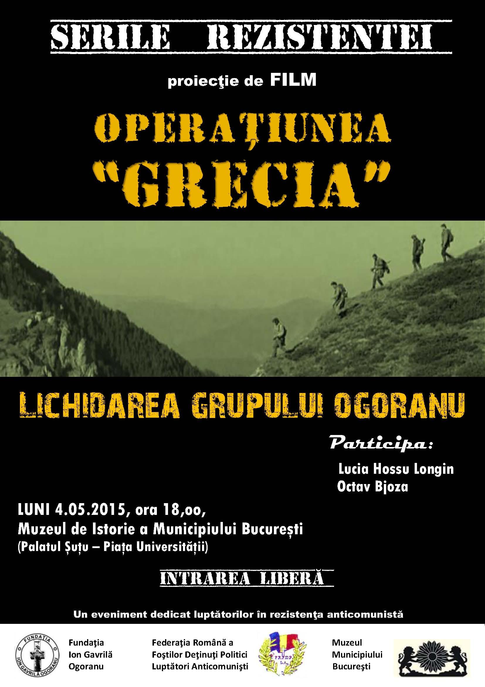 operatiunea grecia