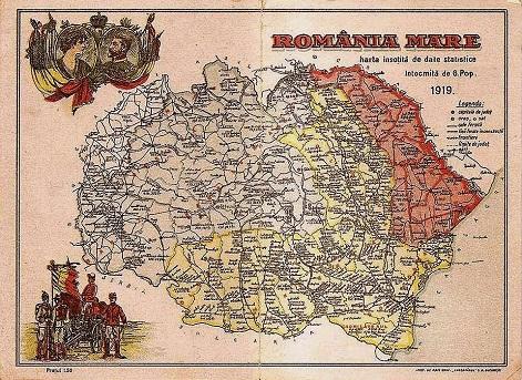 Great-Romania-Mare-Harta-de-G-Pop-cu-Basarabia-si-Bucovina