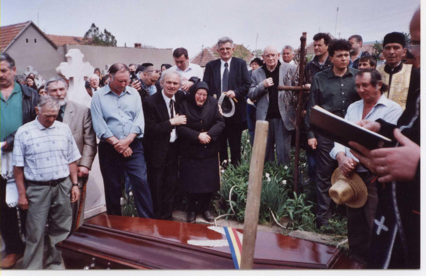 Inmormantare Gavrila – Florin Dobrescu
