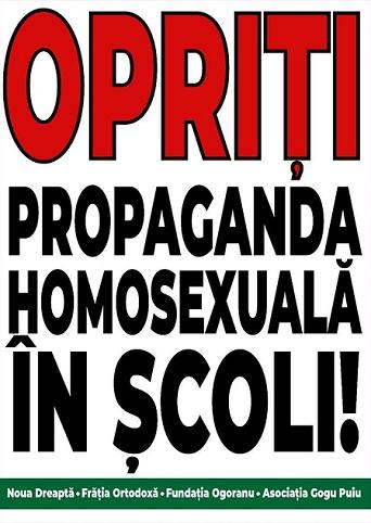 EVENIMENT AZI - Protest Împotriva LGBT