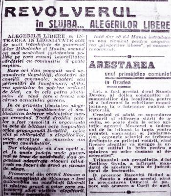 Viitorul 7 dec 1928