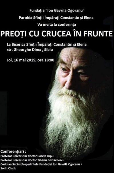 Conferință la Sibiu