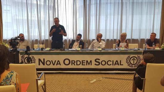 Conferința Naționalistă de la Lisabona