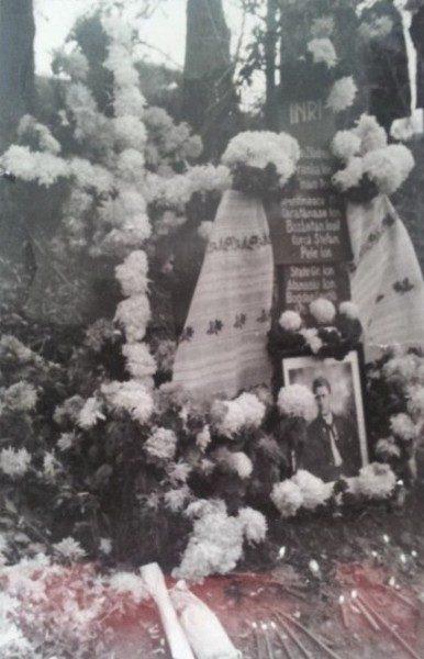 FOTO: Locu asasinării lui Corneliu Codreanu, în toamna anului 1940.